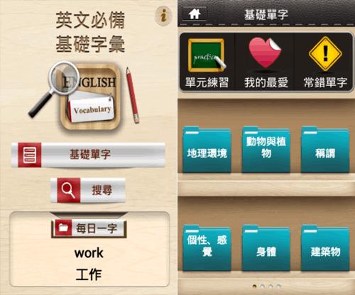 英文必備基礎字彙 - 多益測驗單字集 App